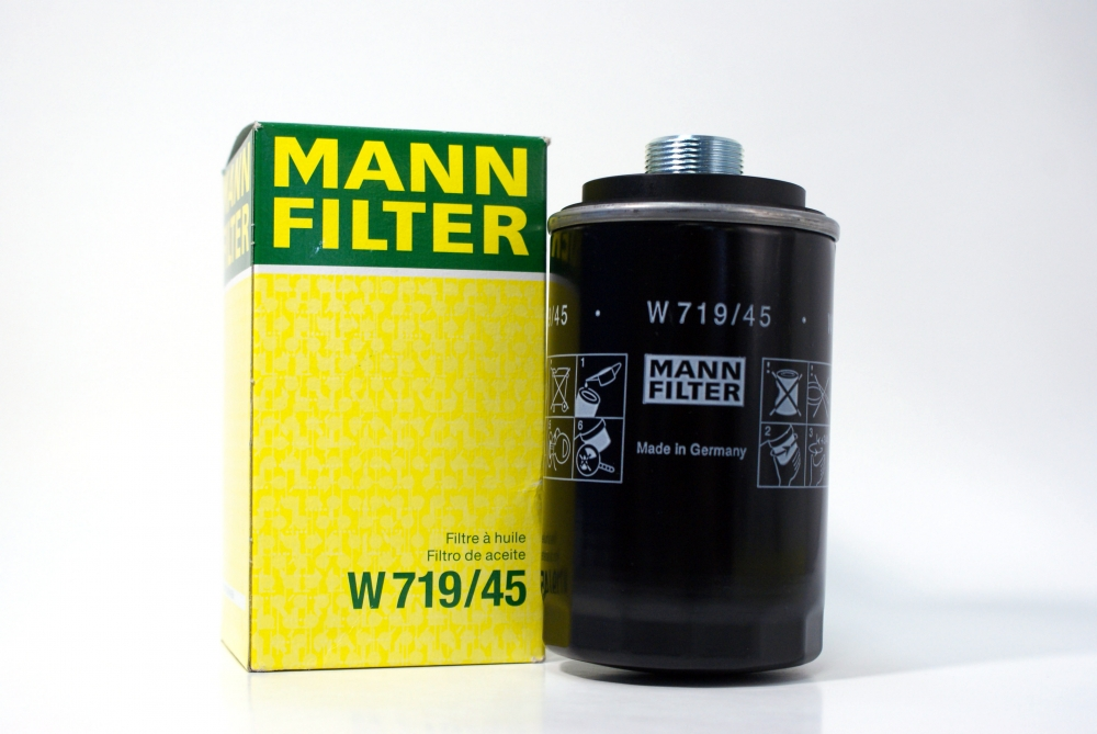 MANN TSI Oil Filter