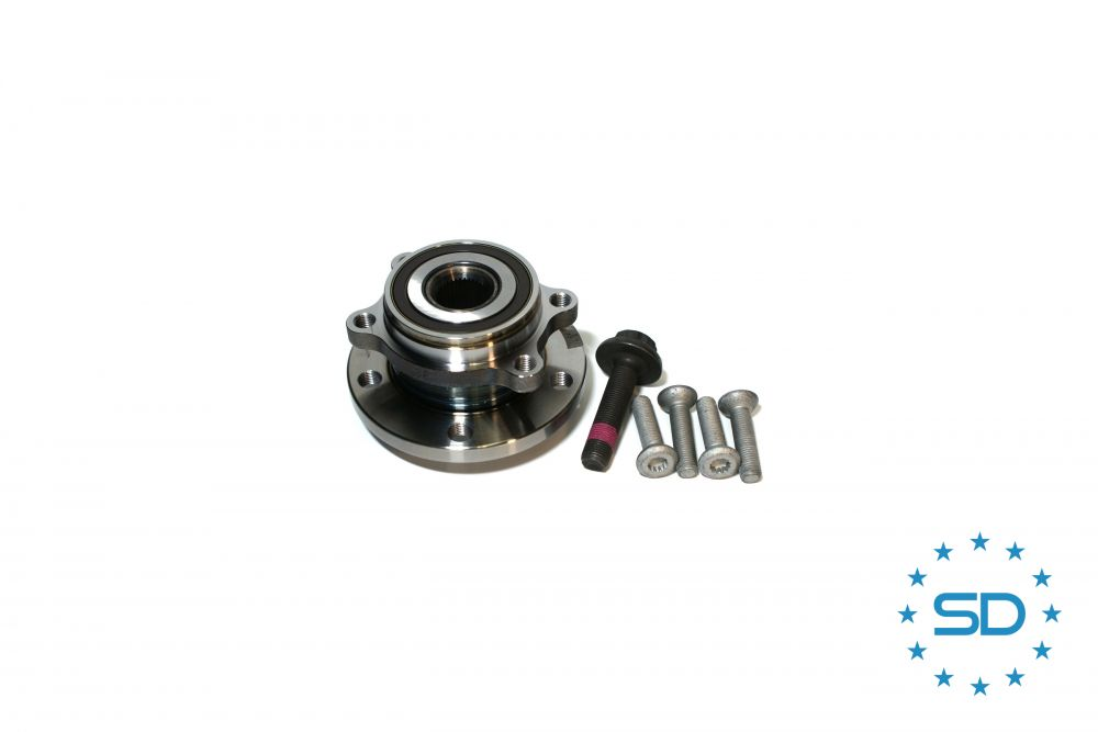 MKV 2.0T/2.5L/TDI - Hub/Bearing Kit